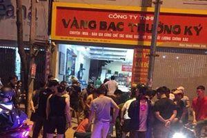 Nóng: Truy bắt đối tượng cướp tiệm vàng ở Sơn La