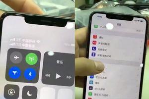 Hình ảnh đầu tiên người dùng khoe iPhone Xs Max 2 SIM đang hoạt động