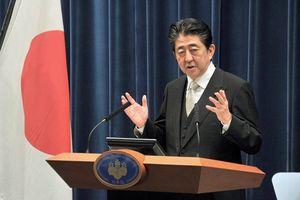 Thủ tướng Nhật Bản Shinzo Abe tái đắc cử lãnh đạo đảng LDP cầm quyền