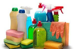 Hóa chất tẩy rửa ảnh hưởng đến sức khỏe như thế nào?