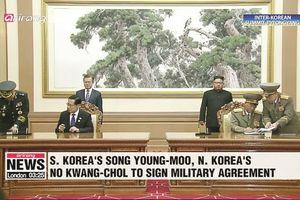 Tuyên bố chung tháng 9 - tầm cao mới trong quan hệ liên Triều