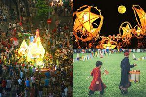 Háo hức chơi Trung thu tại những địa điểm vui tưng bừng và mới lạ ở Hà Nội