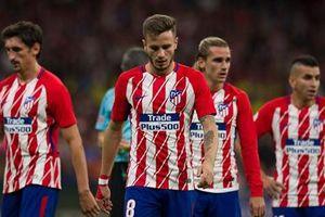 Aletico Madrid: Giữa những hy vọng lớn là khởi đầu thất vọng