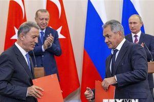 Iran: Thỏa thuận Nga-Thổ Nhĩ Kỳ về Syria là một thắng lợi ngoại giao