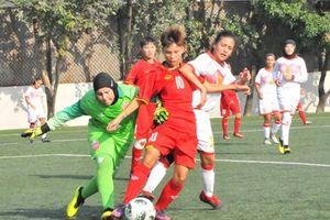 Tuyển U16 nữ Việt Nam thắng hủy diệt 14-0 tại vòng loại châu Á