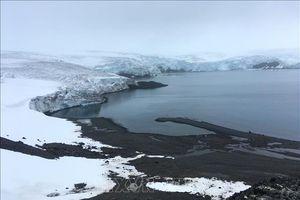 Nguy cơ tan băng ở Nam Cực ngay cả khi nhiệt độ trái đất chỉ tăng vừa phải