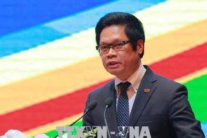 Ông Vũ Tiến Lộc được bầu làm Chủ tịch Hội hữu nghị Việt Nam – Hàn Quốc