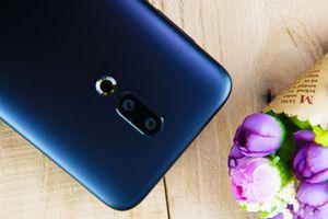 Smartphone chip S710, RAM 6 GB, cảm biến vân tay trong màn hình, giá hơn 7 triệu