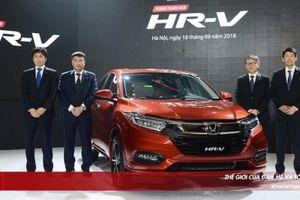 Honda HR-V ra mắt tại Việt Nam, giá từ 786 triệu đồng