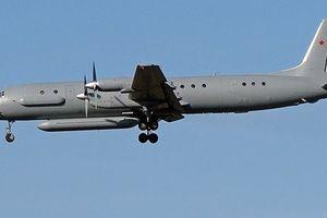 Máy bay trinh sát Nga bị bắn rơi ở Syria