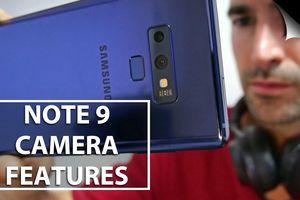 10 thủ thuật camera hay trên Samsung Galaxy Note 9