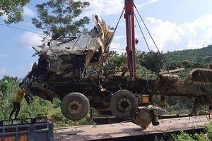 Lai Châu: Xác định nguyên nhân vụ tai nạn thảm khốc làm 13 người chết