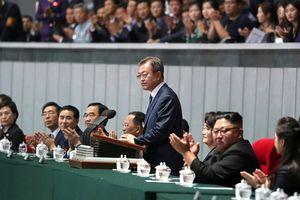 Tổng thống Hàn Quốc lần đầu phát biểu trước 150.000 người dân Triều Tiên