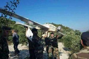 Chiến sự Syria: Phiến quân dùng máy bay không người lái tấn công quân chính phủ tại Latakia