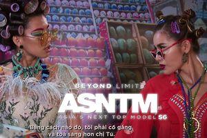 Tập 6 Asia's Next Top Model 2018: Chụp ảnh cùng mentor, cô gái này đòi 'phải đẹp hơn Minh Tú'