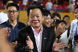 Bầu Hiển bất ngờ được đề cử là công dân Thủ đô ưu tú