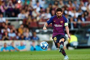 Ronaldo, Salah thi đấu tệ hại, FIFA có hối hận khi gạt Messi