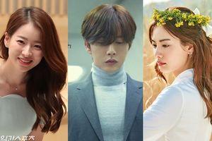 Lee Si Ah xác nhận thay thế Nana (After School) 'lên duyên' cùng Park Hae Jin trong 'Four Men'