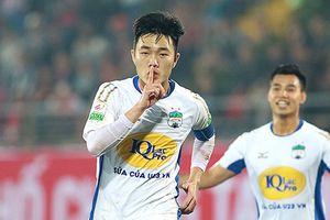Vòng 24 V.League: HAGL đại chiến Nam Định