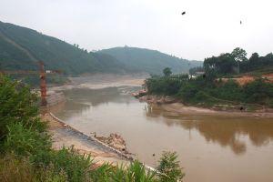 Yên Bái: Thủy điện Đồng Sung đang xây dựng, gây nhiều bức xúc cho người dân