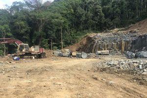 Đắk Nông: Thu hồi giấy phép khai thác mỏ đá đối với 01 doanh nghiệp