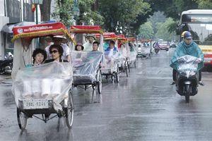 Dự báo thời tiết 20/9: Bắc Bộ, Trung Bộ và Hà Nội mưa dông rải rác