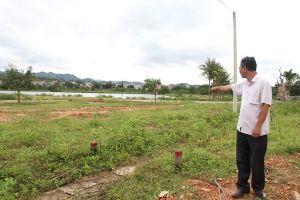 Quảng Trị: Thu hồi đất làm công viên, rồi phân lô bán nền