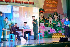 Sư đoàn 10 (Quân đoàn 3) tổ chức Hội thi tuyên truyền, học tập và làm theo lời Bác Hồ dạy