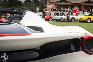 Ferrari công bố chi tiết đầu tiên về chiếc SUV Purosangue của tương lai