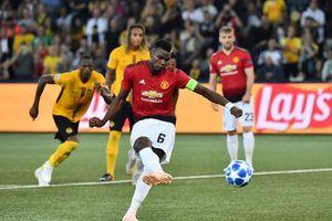 Man United nhẹ nhàng hạ gục đội bóng 'tí hon' Young Boys