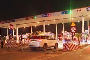 Xử lý nghiêm các đối tượng gây rối tại Trạm thu phí quốc lộ 5A