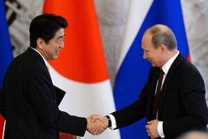 Nga - Nhật tiếp tục thảo luận về việc ký kết hiệp ước hòa bình