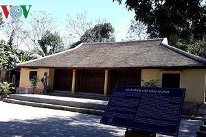 Trùng tu xong 5 nhà rường tại làng cổ Phước Tích