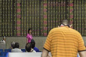 Chứng khoán châu Á diễn biến trái chiều sau khi Phố Wall tăng điểm