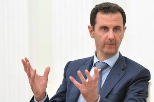 Tổng thống Assad lần đầu lên tiếng sau khi máy bay Nga bị Syria bắn rơi
