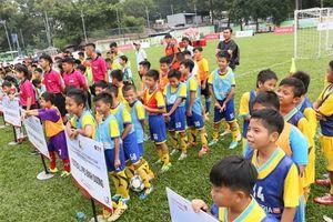 'Thách thức Lotteria Cup 2018' - Nơi thể hiện tài năng và đam mê bóng đá