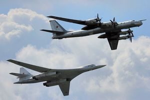 Tiêm kích Anh - Pháp xuất kích chặn phi đội máy bay Nga tiếp cận Scotland