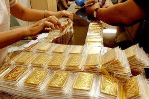 Đồng USD suy yếu, giá vàng tiếp tục tăng trở lại