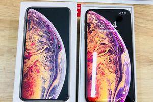 Hà Nội: iPhone Xs Max 2 SIM vật lý bất ngờ được chào bán giá mềm
