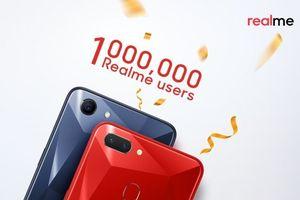 Thương hiệu con của Oppo tại Ấn Độ đạt 1 triệu người dùng, bắt đầu vào Đông Nam Á