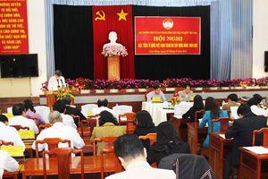 Mặt trận Tổ quốc Việt Nam tham gia xây dựng nông thôn mới