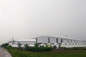 Chủ tịch xã bị cho nghỉ việc vì 3 nhà máy xây 'lụi'
