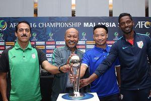 U-16 Việt Nam khai cuộc gặp U-16 Ấn Độ tìm vé đi Peru