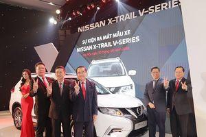 Nissan X-Trail V-series cho người Việt, có gì mới?