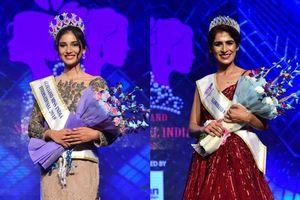 Hai tân hoa hậu ở Ấn Độ: Người bị chê già nua, người nhận mưa lời khen