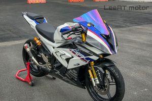Yamaha R15 hóa 'cá mập chúa' BMW HP4 Race bởi thợ Việt