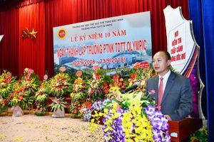 Đô cử Trịnh Văn Vinh và ngôi trường chắp cánh ước mơ