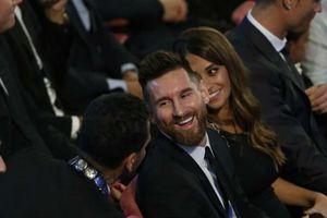 Không có trong đề cử, Messi vẫn dự Gala trao giải Cầu thủ xuất sắc nhất thế giới