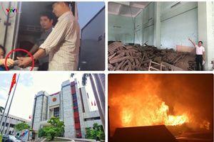 Tin tức Hà Nội 24h: Bắt khẩn cấp giám đốc Cty tổ chức sự kiện; Xử lý nghiêm vụ bảo kê tại chợ Long Biên...