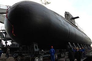 Tàu ngầm Lada thứ hai được Nga hạ thủy sau 13 năm